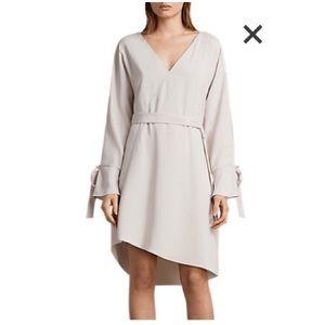 AllSaints Sia Dress Size 10